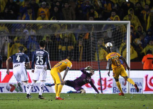 Enner Valencia empató el partido
