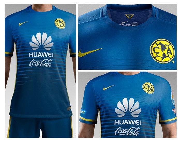 Copa mx p gina oficial de la liga del f tbol profesional for Cuarto uniforme del club america